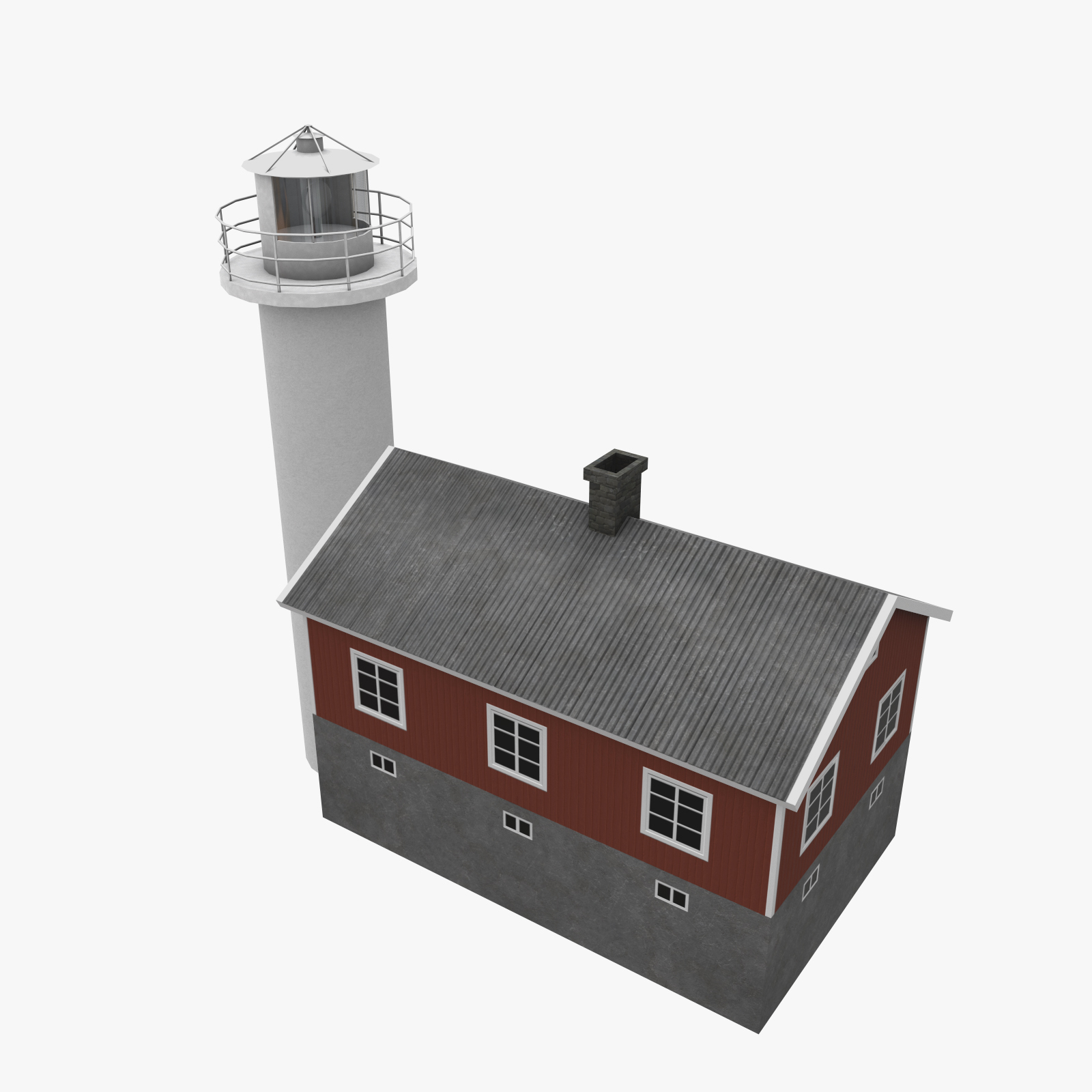 Light House Haken  - Extended License