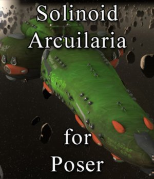 Solinoid Arcuilaria for Poser 3D Models VanishingPoint
