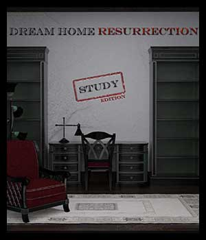 Dream Home Resurrection Study DS Iray 3D Figure Assets SabaTaru