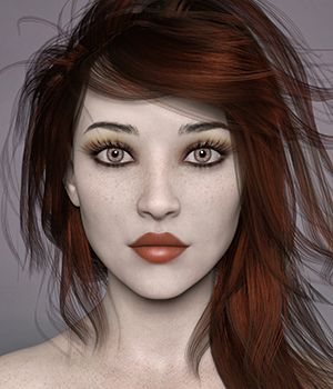 MbM Holly for Genesis 3 and 8 Females 3D Figure Assets Heatherlly