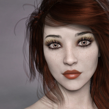 MbM Holly for Genesis 3 and 8 Females image 1