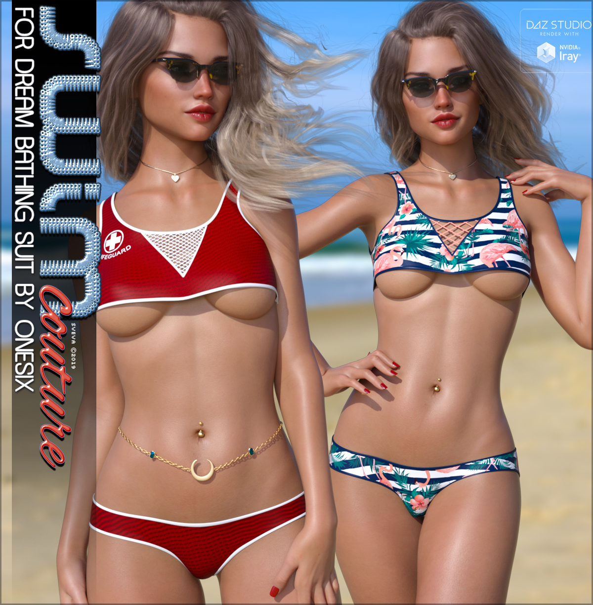 SWIM Couture for Dream Bathing Suit G8F
