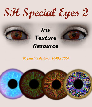 SH Special Eyes 2 Iris Texture Resource 2D Graphics Merchant Resources Shadowhawk1973