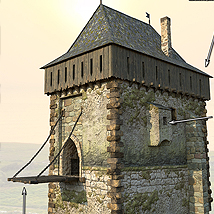 Goat Castle - The Gatehouse image 2