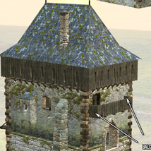 Goat Castle - The Gatehouse image 3