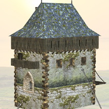 Goat Castle - The Gatehouse image 4