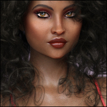 Twizted Curvy Models for Genesis 8 Female image 1