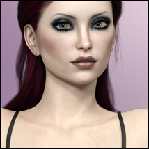 Twizted Curvy Models for Genesis 8 Female image 3
