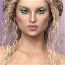 Twizted Curvy Models for Genesis 8 Female image 5
