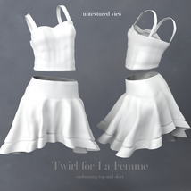Twirl Outfit for La Femme image 7