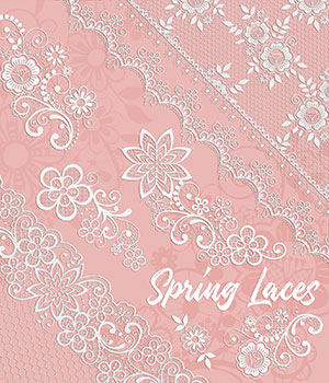Spring Laces 2D Graphics Merchant Resources Atenais