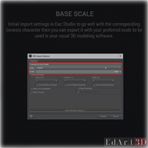 Universal Swimsuit Mesh for G8F - Content Creator MR image 4