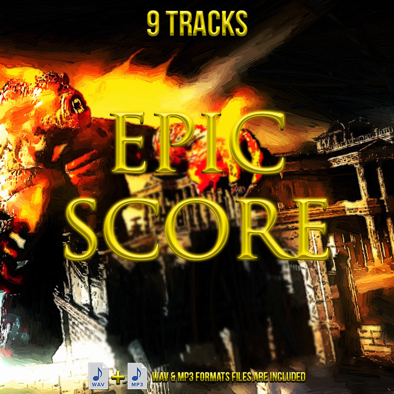 Epic Score - Extended License