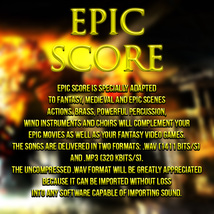 Epic Score - Extended License image 2