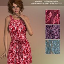 Poser - Floral Chenille image 5