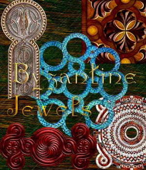 Harvest Moons Byzantine Jewels 2D Graphics Harvest_Moon_Designs