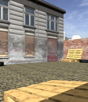 Abandoned Warehouse for Poser 3D Models JeffersonAF