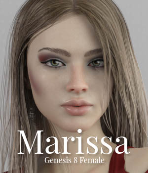 MYKT Marissa for Genesis 8 Female 3D Figure Assets MoyKot