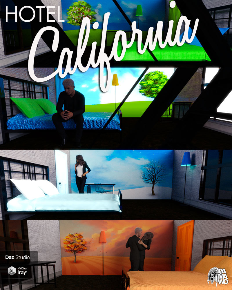 Hotel California For DS