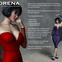 Lorena dForce Dress and Jacket image 1