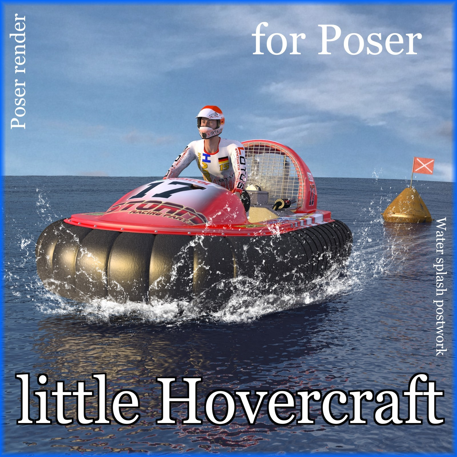 NM-Little hovercraft