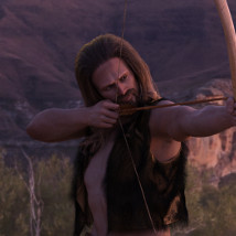 dForce Neolithic Outfits for Genesis 8 Male image 3
