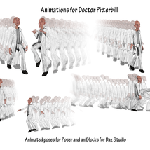 Animations for Nursoda's Doctor Pitterbil image 2