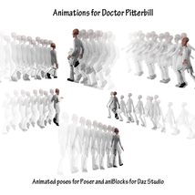 Animations for Nursoda's Doctor Pitterbil image 3