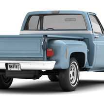 GENERIC STEP SIDE PICKUP TRUCK 10 - Extended License image 4