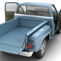 GENERIC STEP SIDE PICKUP TRUCK 10 - Extended License image 5
