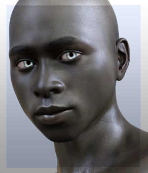 Baako for Genesis 3 Male  3D Figure Assets guaiamustudio