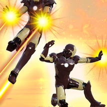 SuperHero Blast for G8M Volume 1 image 5