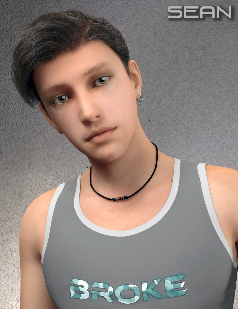 Sean for Genesis 8 Male