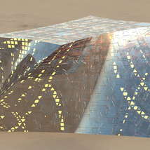 Prism Glass Building - Extended License image 1