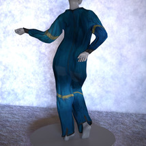 dForce Work Overalls for Genesis 8 Males and Females image 3