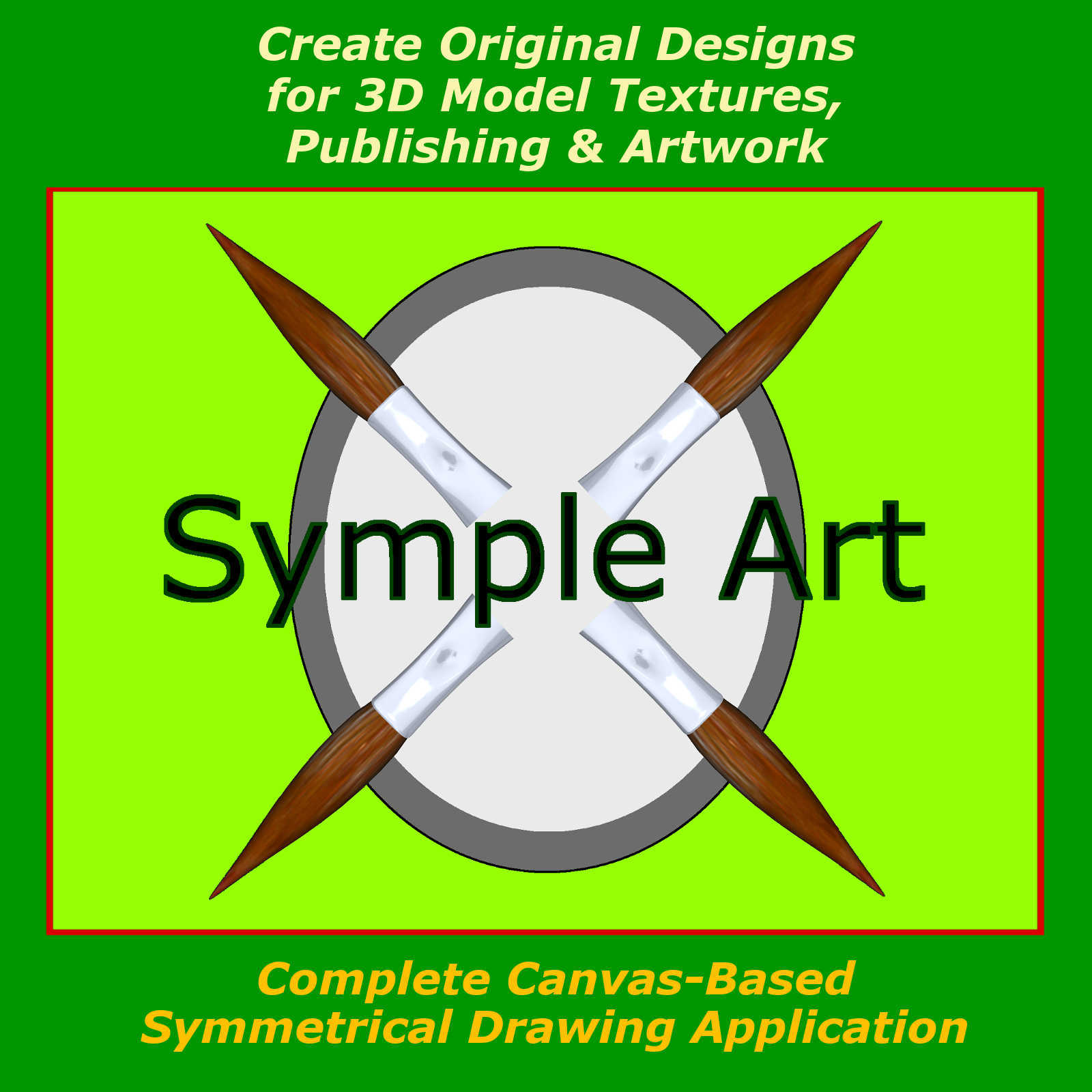 SYMPLE ART for Windows, Drawing Fun for Everyone