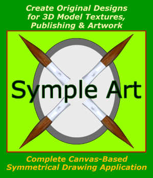 SYMPLE ART for Windows, Drawing Fun for Everyone 2D Sofware and Utilities Winterbrose