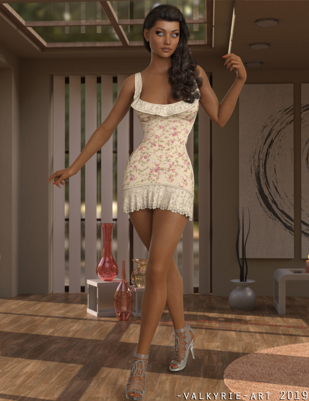 InStyle - JMR dForce Charming Nightdress for G8F