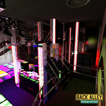 Back Alley Underground Club for DS Iray image 6