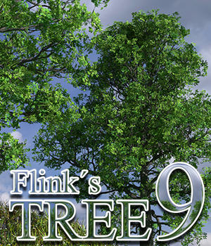 Flinks Tree 9 3D Models Flink