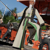 Sifu: Kung Fu Master Outfit for G8M image 1