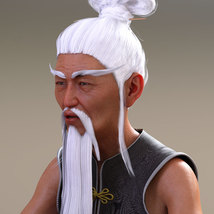 Sifu: Kung Fu Master Outfit for G8M image 4