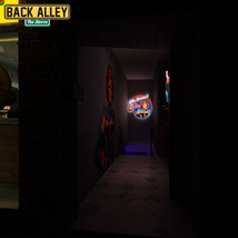 Back Alley The Stores for DS Iray image 8