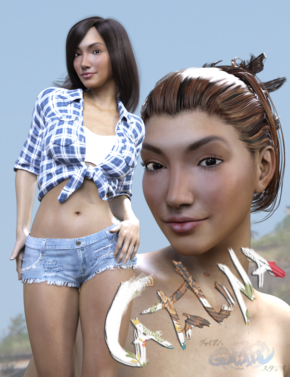 Catalina for Genesis 3 and 8 Female