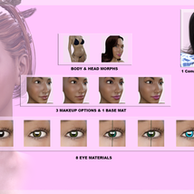 Catalina for Genesis 3 and 8 Female image 1