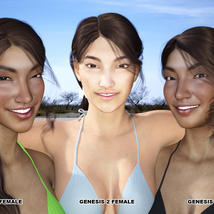 Catalina for Genesis 3 and 8 Female image 3
