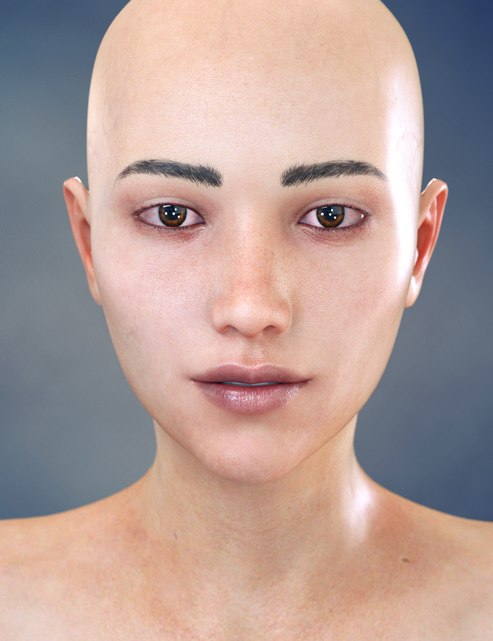 Lilia for Genesis 3 and 8 Females