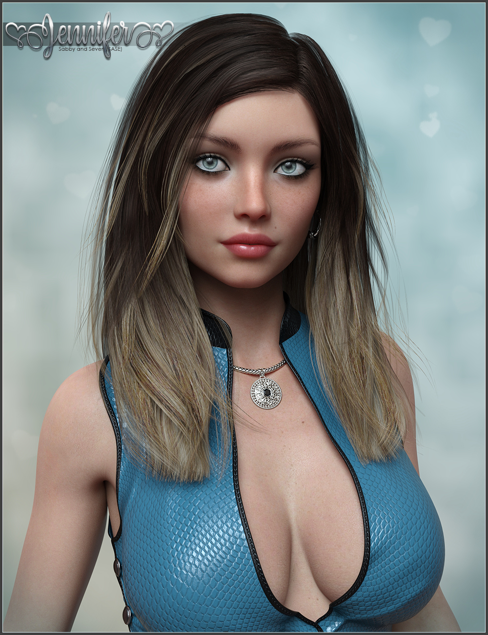 SASE Jennifer for Genesis 8