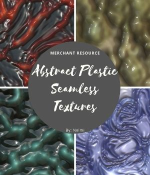 Abstract Plastic Textures 2D Graphics Merchant Resources nelmi