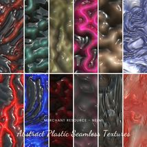 Abstract Plastic Textures image 9